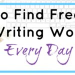 How to Find Freelance Writing Work Every Day